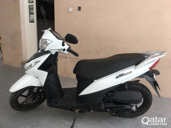 Suzuki Motorcycle 90 2017