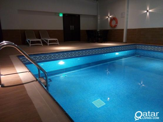 Promotion-Brand New Apartment-Fully Furnished with Swimming Pool,Gym and Spa