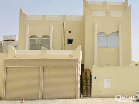 Brand New and Spacious 2 Bedroom villa apartment available at Ain Khalid close to Salwa Road