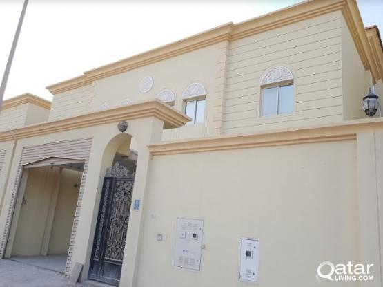 For staff 7 beds Spacious Standalone villa for rent in Al Markhiya for bachelors