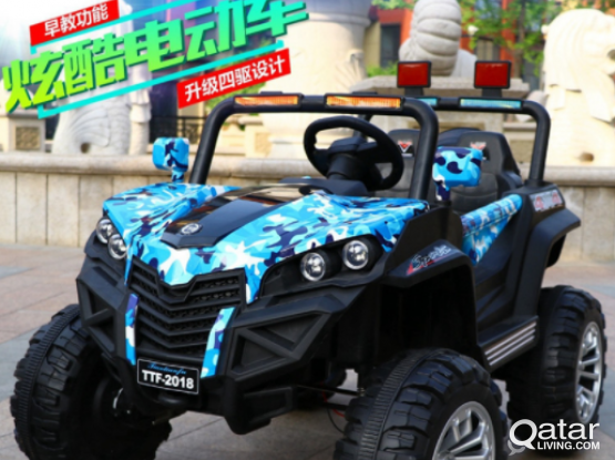 Children's Electric Vehicle  Remote Control Vehicle motor car