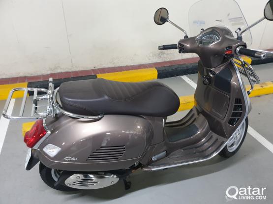 Vespa 300 GTS 2019