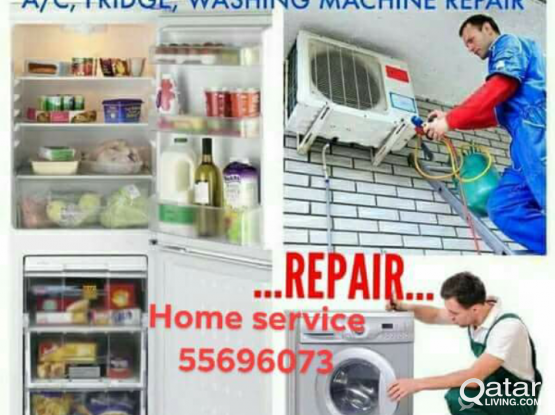 FRIDGE AC WASHING MACHINE  REPAIR 55696073