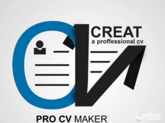 PROFESSIONAL CV MAKERS