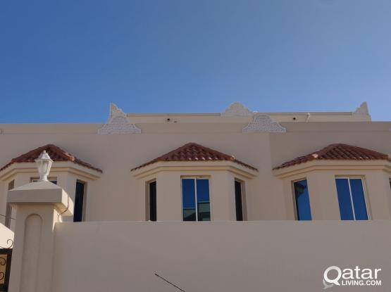 STAND ALONE (STAFF) VILLA AVAILABLE AL THUMAMA (BEHIND ANSAR GALLERY)