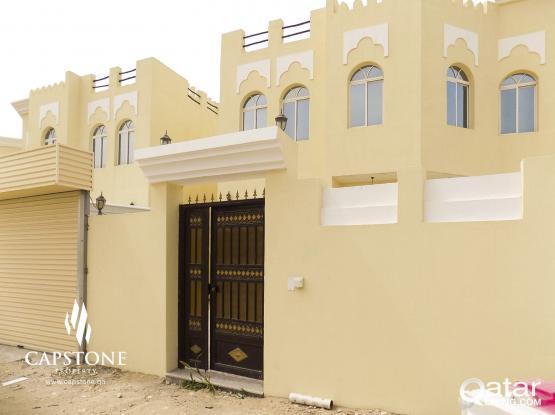 FREE 1 MONTH! 6BR Standalone Villa near Doha Festival City