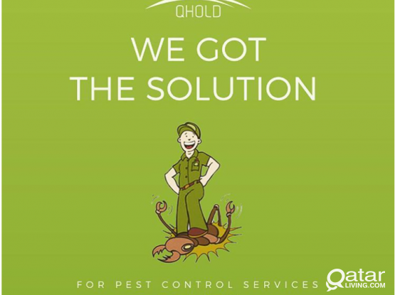 Pest Control in AlKhor 33228801