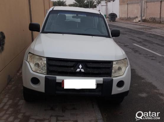 Mitsubishi Pajero 3.0L 2009