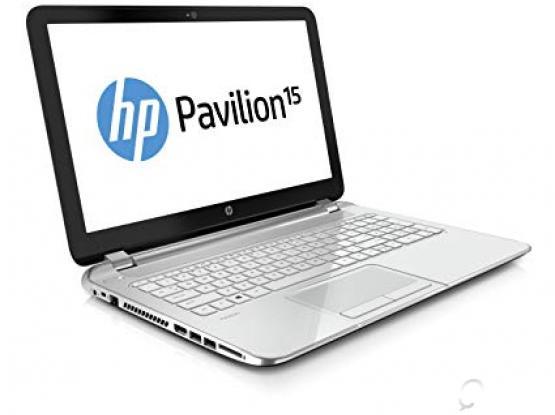 HP PAVILION WHITE LAPTOP MINT CONDITION