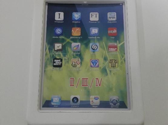 iPad protection case for iPad generation  2.3.4