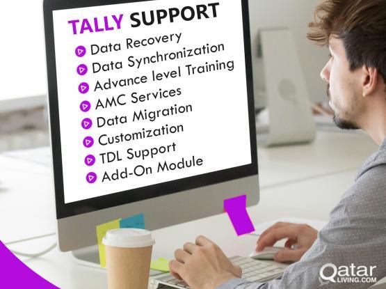 TALLY Sales,Service Partner in Qatar   Qatar Living
