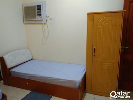 BEDSPACE FOR KERALA MUSLIM QAR 525 Free Wifi