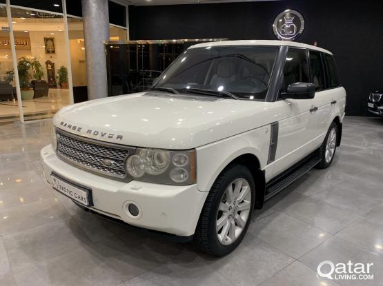 Land Rover Range Rover Vogue Supercharged 2007