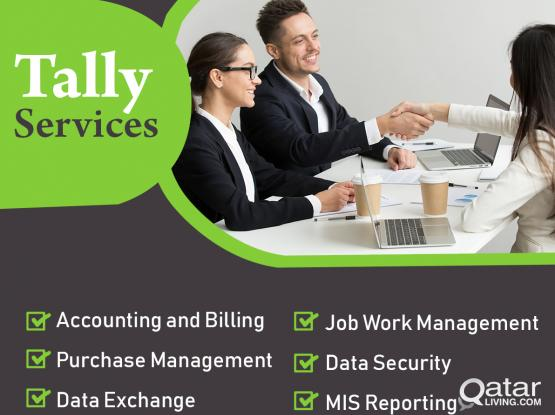 Tally Accounting Software dealer in qatar