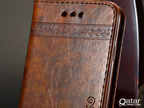 Designer Leather Case for Samsung S9