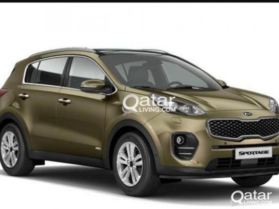 KIA SPORTAGE FULLY LOADED