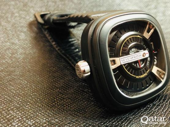 SEVENFRIDAY M-Series M2/01  AUTHENTIC