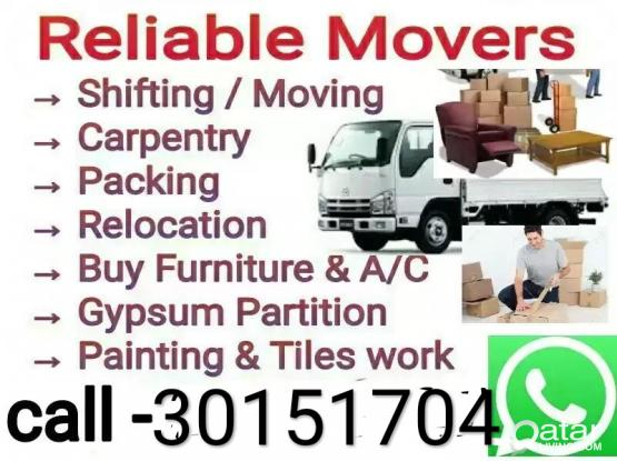 Shifting & moving,, call me,, 30151704 transportation service