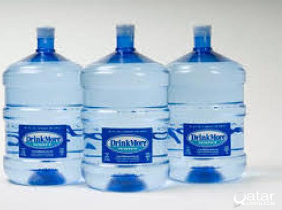 Water Bottles - 3 No