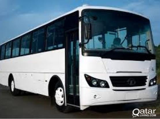 TATA & ASHOK BUSES AVAILABLE FOR HIRE WITH AFFORDABLE  RATES