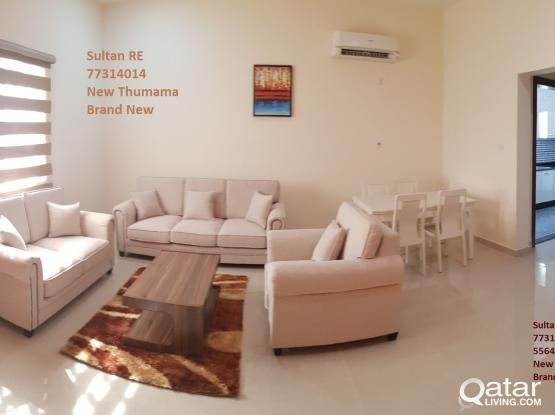 Brand New Fully Furnished luxury apartments  Luqtah