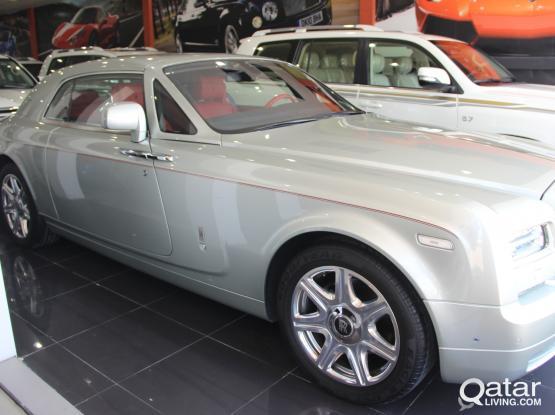 Rolls-Royce Phantom 2014