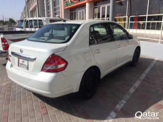 Nissan Tiida 1.6L 2010