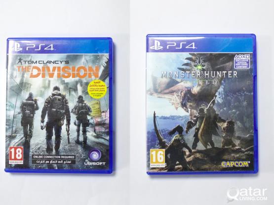 PS4  Playstation Games