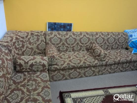 Majlis sofa