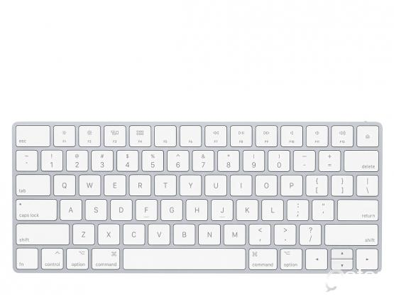 Apple Magic Keyboard & Magic Trackpad