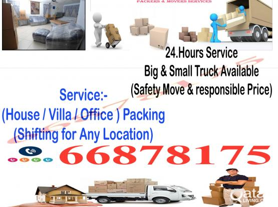 Quick & Safe shifting. Please call 66878175