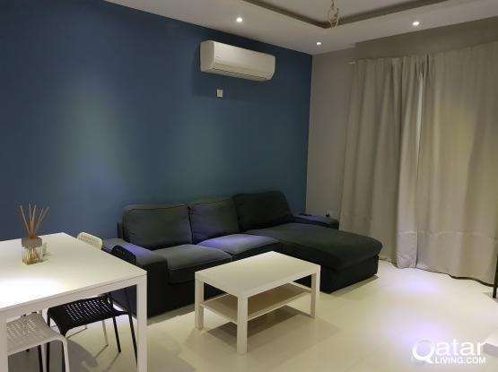 2BHK apartment in Al Sadd - Sharing