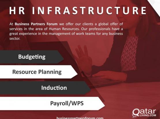 HR Infrastructure