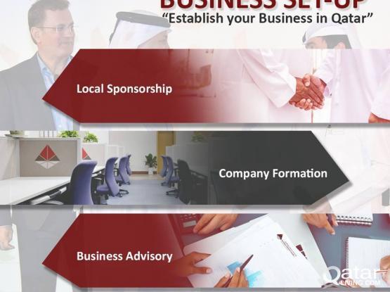 Business Set Up & Local Sponsorship