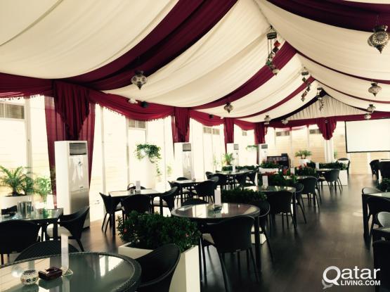 Ramadan Tents for Rent