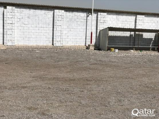 LAND FOR RENT IN AL WUAIR