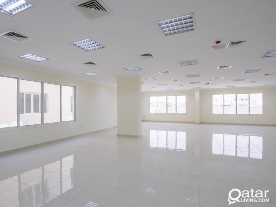 Ofiices for rent A Wakra + 1 MONTH FREE