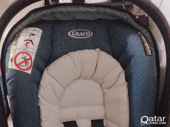 Graco Baby Car seat only