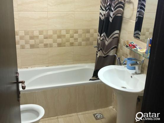 Spacious fully furnished bed room available for rent