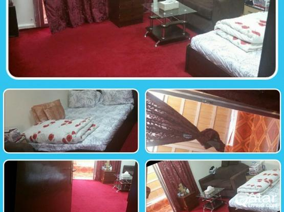 Partition / Bedspace Male Female in Al Nasr near Mirqab Mall