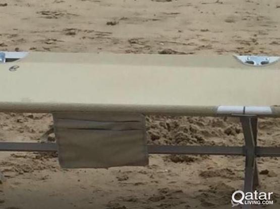 beach folding bed