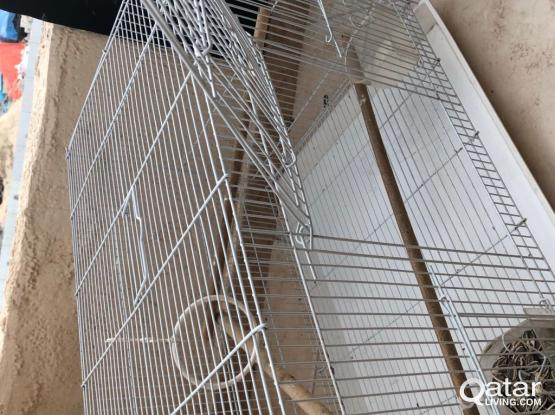 BIG bird cage for sale!