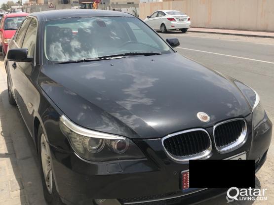BMW 5-Series 520 i 2008