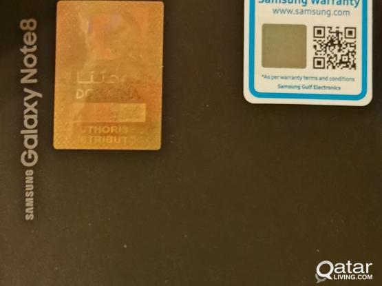 Samsung Note 8 (64GB)