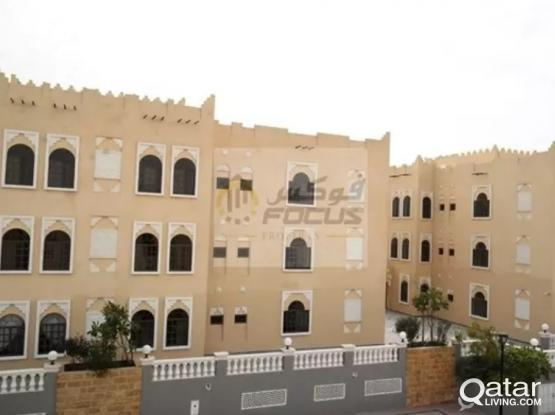 No commission very spacious 3 + 1 maid compound apartment at duhail