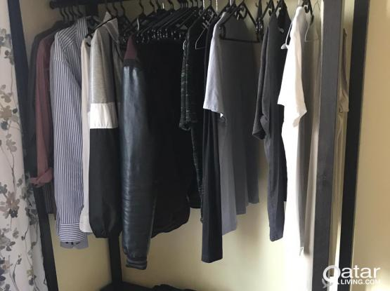 Designer Closet for Sale