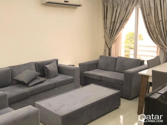 FREE 1 MONTH! ALL INCLUSIVE! Furnished 3BR near Mirqab Mall