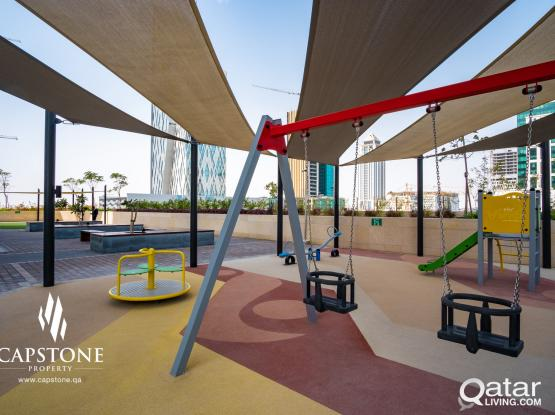 Free 1 Month! Luxurious 1BR FF in Lusail Marina*