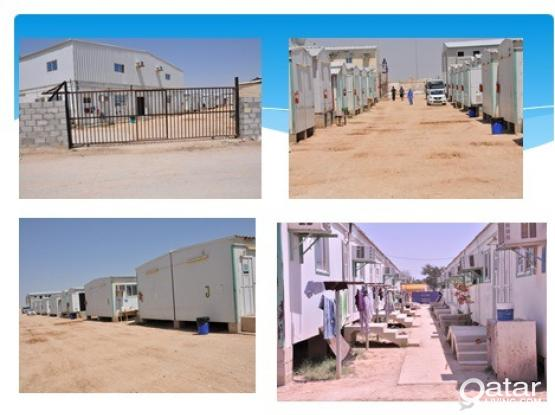 FOR SALE - USED PORTA CABINS, MEP & CONSTRUCTION TOOLS and MATERIALS, USED A/C's and FURNITURE'S.