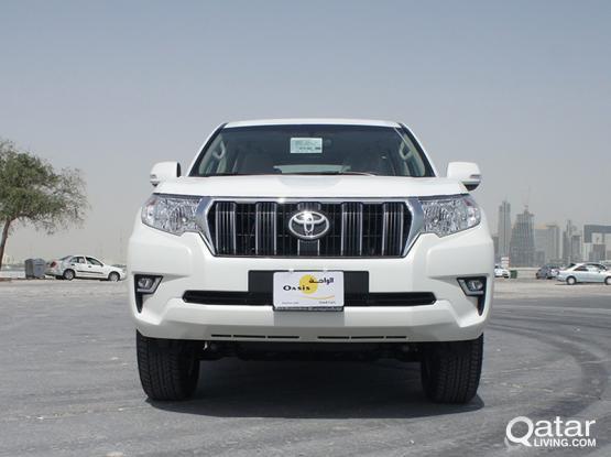 Toyota Prado TXL 2019
